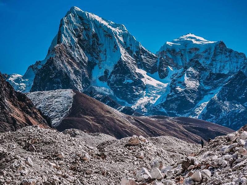 Rolwaling Trek with Tashi Lapcha Pass &Yalung Ri Peak