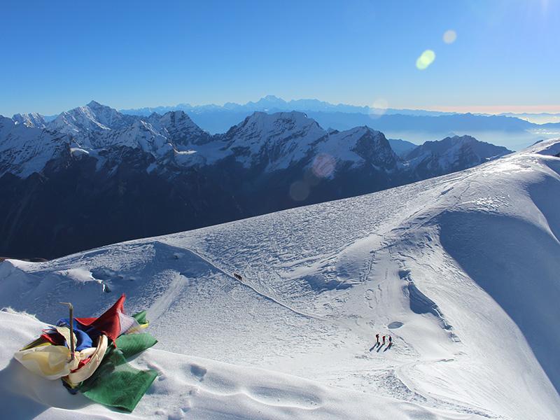 Mera Peak Volunteer Expedition